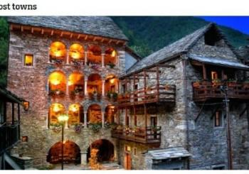 La Cnn parla delle baite a 1 euro di Borgomezzavalle