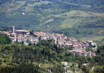 Santa Fiora: smart working village