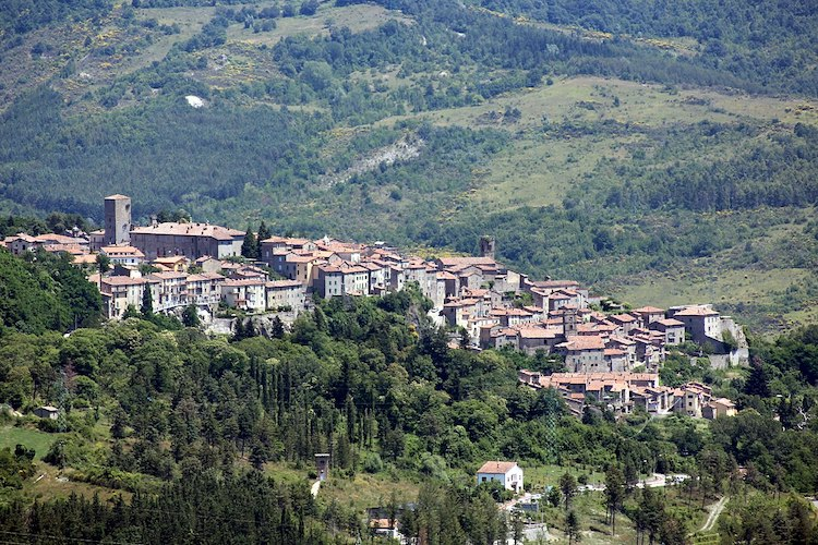 Santa Fiora: borgo smart working