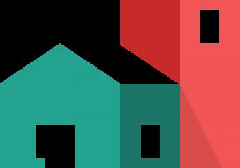 1 Euro Houses logo color