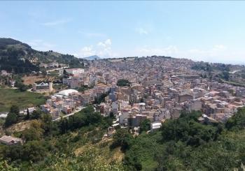 La città di Calatafimi Segesta